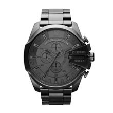 DZ4282 Mega chief gunmetal men`s watch