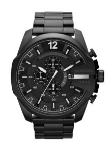 DZ4283 Mega chief black mens bracelet watch
