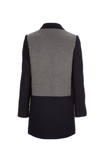 Dawn Levy Wool 2 Tone Jacket