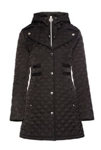 Dawn Levy Hooded Jacket with zip buttons