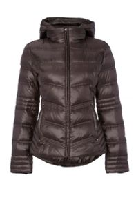 Dawn Levy Hooded Zip Jacket