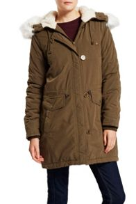 Halifax Traders Hooded Zip Jacket