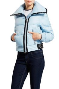 Halifax Traders Quilted Biker Jacket