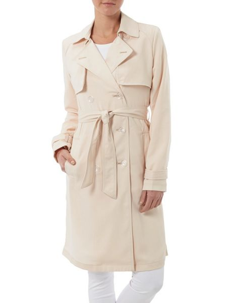 Dawn Levy Womens trench coat