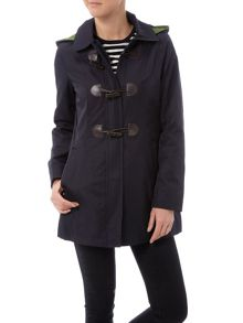 Halifax Traders Cotton Hooded Toggle Jacket