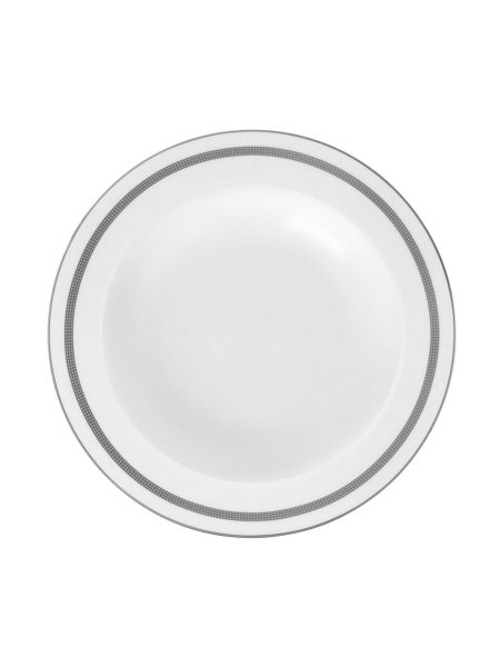 Wedgwood Vera wang infinity soup plate 23cm