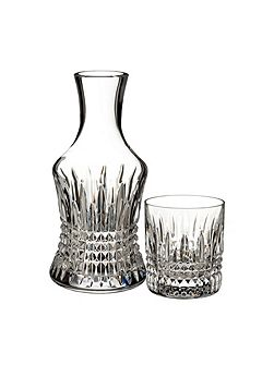 Lismore bedside carafe with small glass