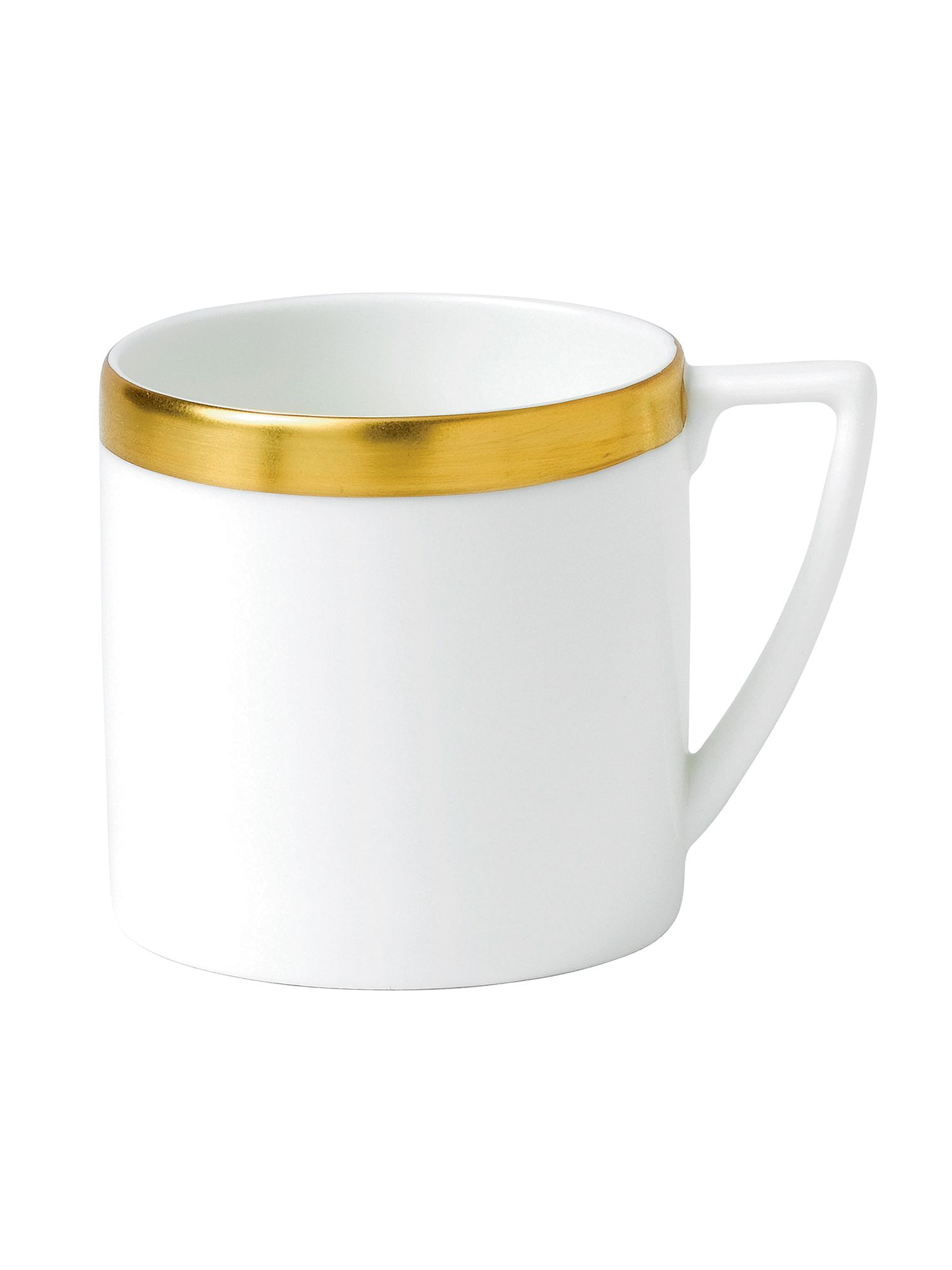 Jasper conran bone china gold banded mini mug 0.2
