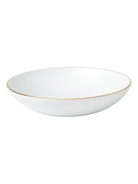 Wedgwood Jasper conran bone china gold tipped pasta bowl 2