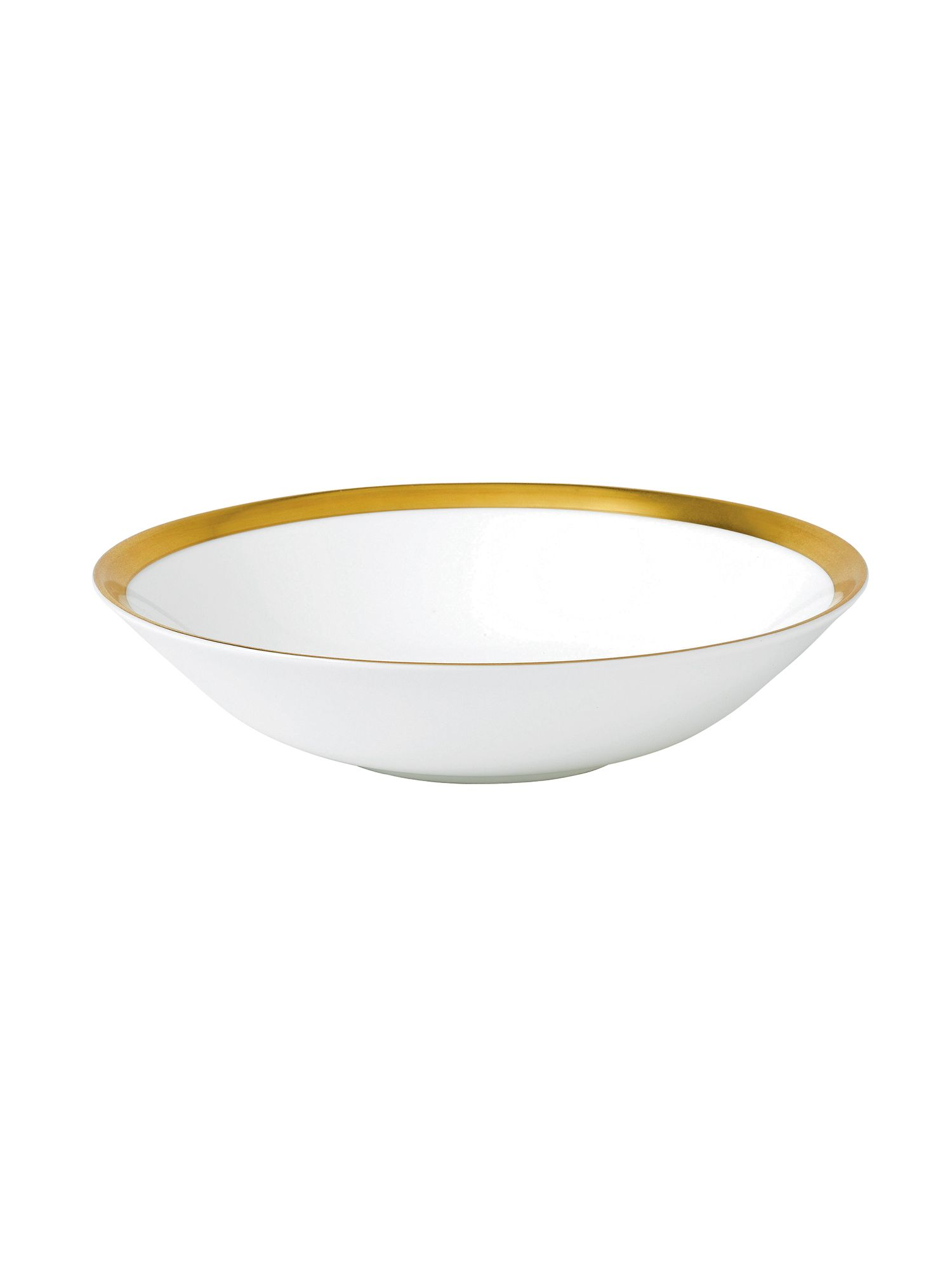 Jasper conran bone china gold banded cereal bowl