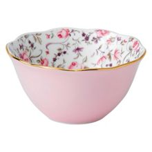 Royal Albert Rose confetti bowl 11cm/4.5in