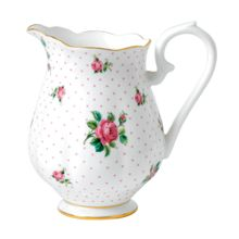 Royal Albert Pink roses jug large