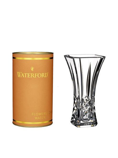 Waterford Giftology gesture bud vase - orange giftbox