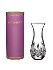 Waterford Giftology lismore sugar bud vase - berry giftbox