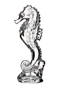 Waterford Giftology crystal  seahorse collectible - daquiri