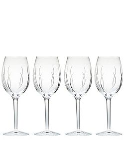 Waterford John rocha flow-weft wine set of 4
