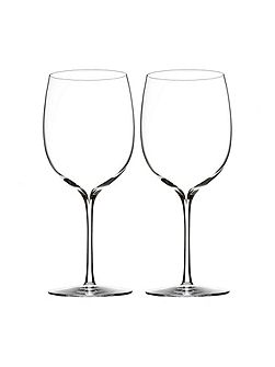 Waterford Elegance wine glass bordeaux, set of 2