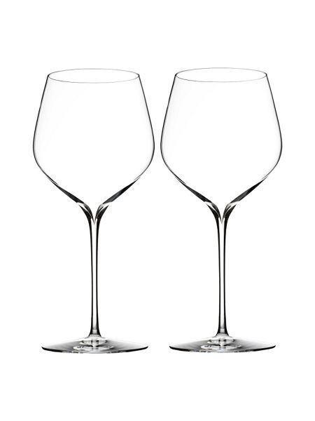 Waterford Elegance wine glass cabernet, set of 2