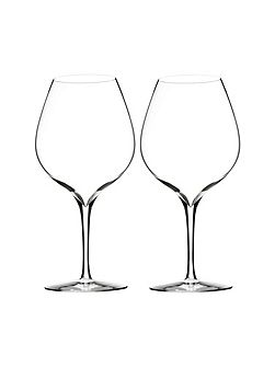 Elegance wine glass merlot, set of 2