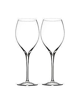 Elegance wine glass shiraz, set of 2