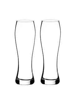Elegance pilsner glass, set of 2
