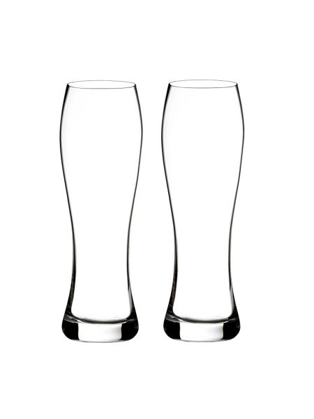 Waterford Elegance pilsner glass, set of 2