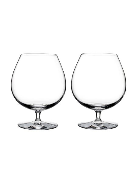 Waterford Elegance brandy glass, set of 2