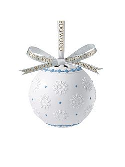 Decorative Christmas orb 11cm