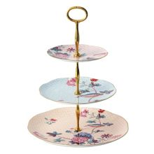 Wedgwood Cuckoo 3 tiered cake stand