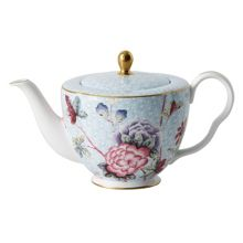 Cuckoo large teapot blue