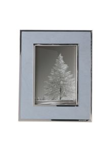 Grace photo frame, blue grey