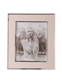 Grace photo frame, beige