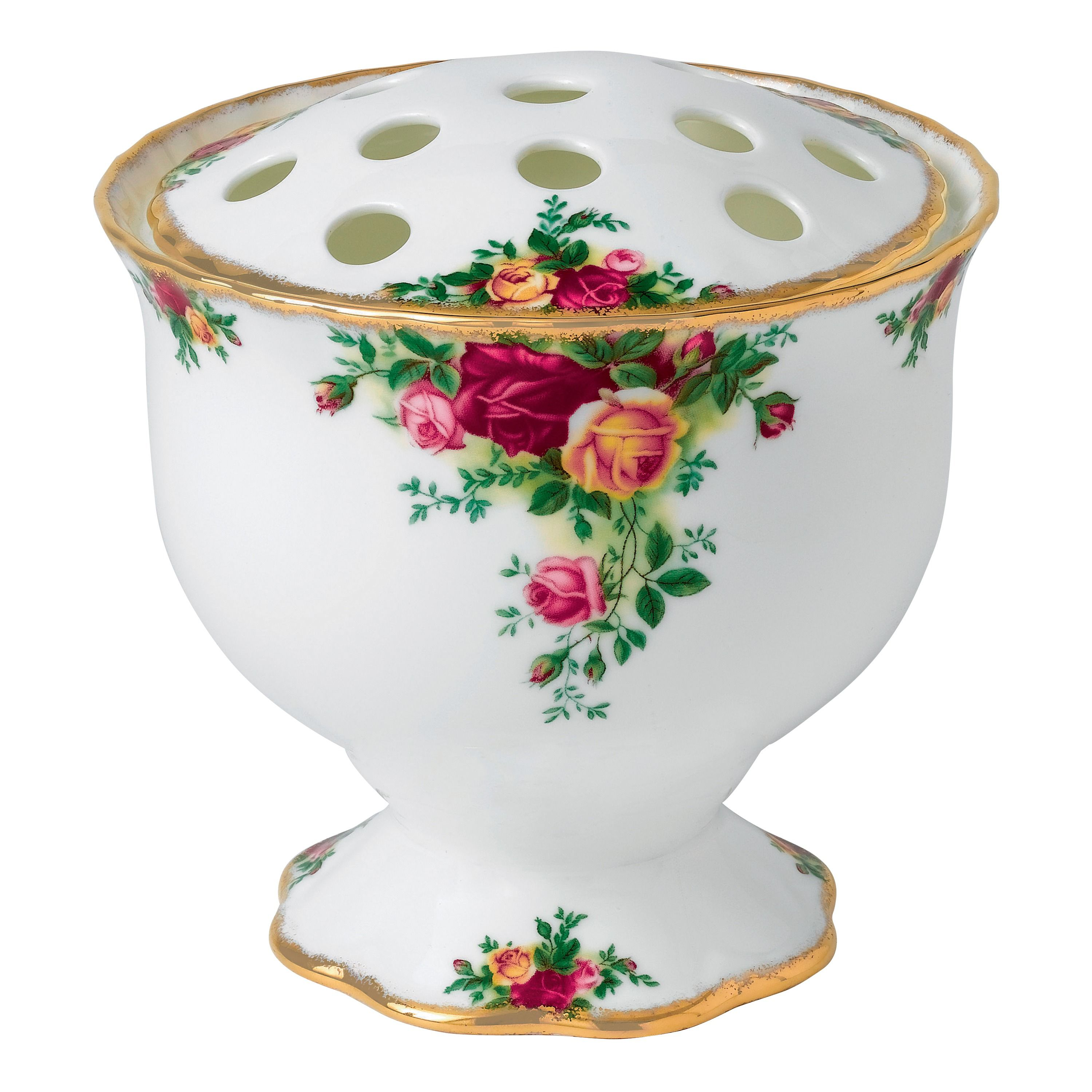 Royal Albert Old country roses rose bowl