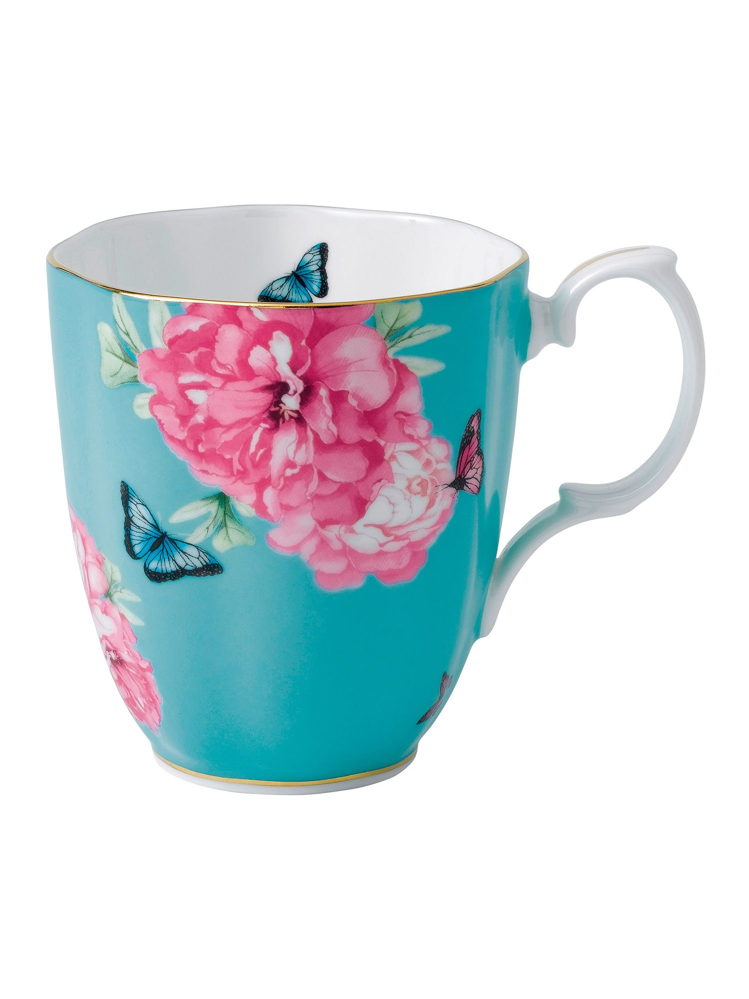 Miranda kerr friendship mug blue 0.4l