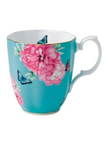 Royal Albert Miranda kerr friendship mug blue 0.4l