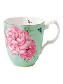 Royal Albert Miranda kerr friendship mug green 0.4l