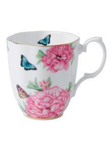 Royal Albert Miranda kerr friendship mug white 0.4l