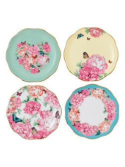 Royal Albert Miranda kerr coasters 10cm, set of