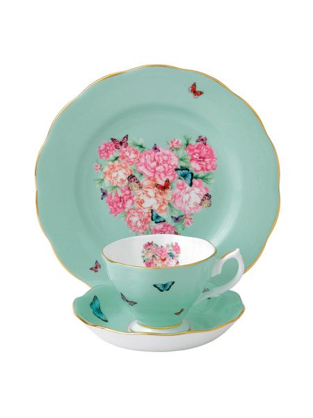 Royal Albert Miranda kerr blessings 3 piece set