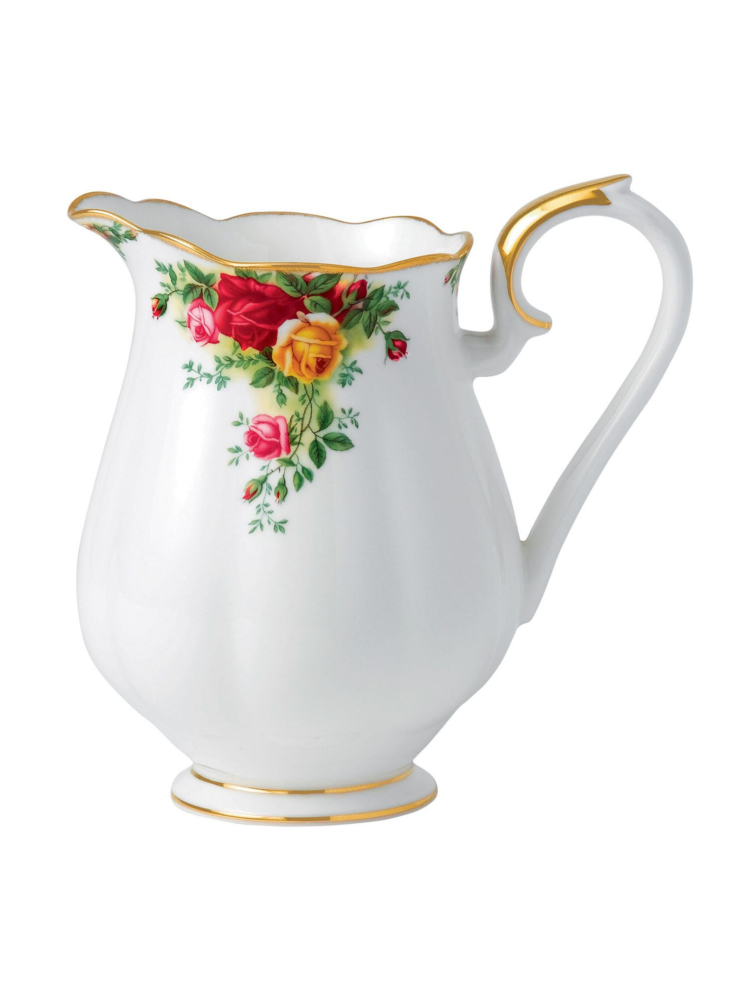Baby Shower Gifts House Of Fraser ~ Royal albert old country roses jug octer �