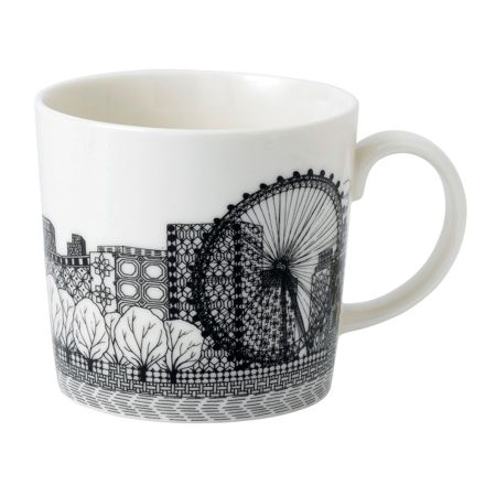 Royal Doulton Charlene Mullen London Eye Mug
