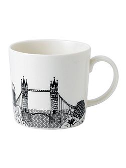 Charlene Mullen London Tower Mug