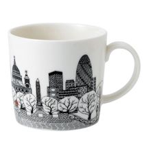 Royal Doulton Charlene Mullen London Gherkin Mug