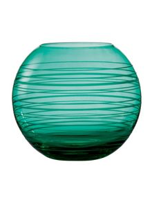Viva bowl large green 205mm
