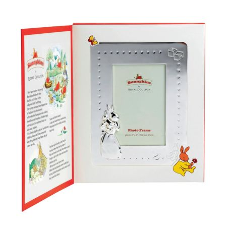 Royal Doulton Bunnykins picture frame