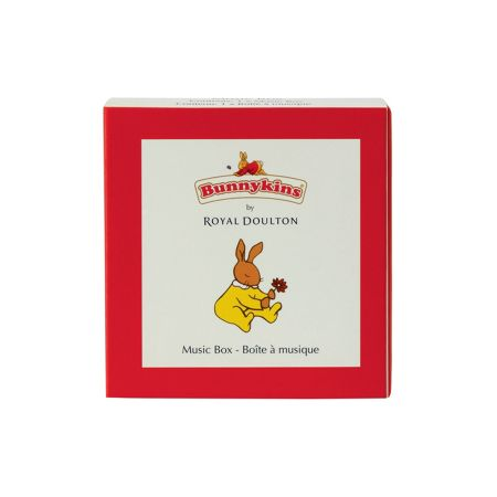Royal Doulton Bunnykins music box