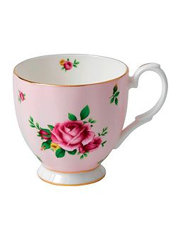 Royal Albert New country roses pink ftd vintage