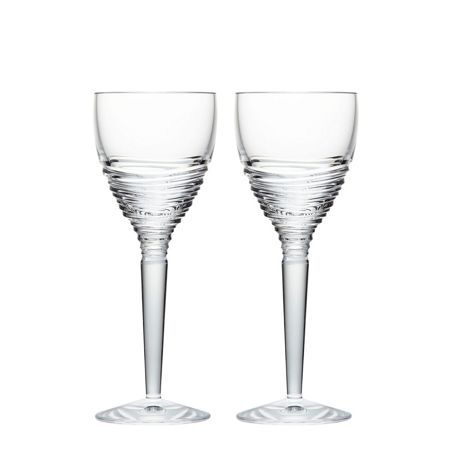 Waterford Jasper Conran Strata ii wine pair
