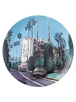 Royal Doulton Street art morning after plate 27cm/10.6in