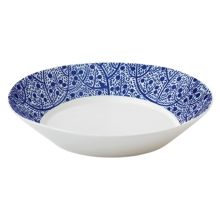 Fable tree border pasta bowl 23cm/9in